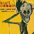"""Kurt Cobain and I Love Her Montage of Heck 7"""" Single out 4/12 Nirvana"""