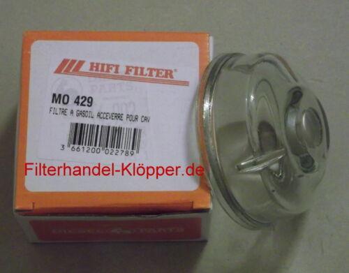 Filterglas Glas Filter Dieselfilter System Bosch bei International IHC Case