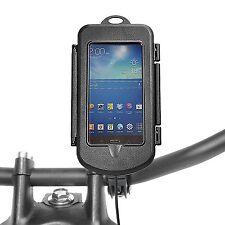 Samsung Galaxy S7 edge Hardcase wasserdicht mit Halterung für Motorrad & Fahrrad