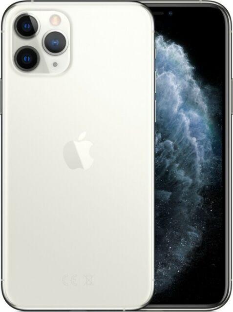 Apple iPhone 11 Pro - 256GB - Silber (Ohne Simlock) (Dual-SIM) TOP !!!
