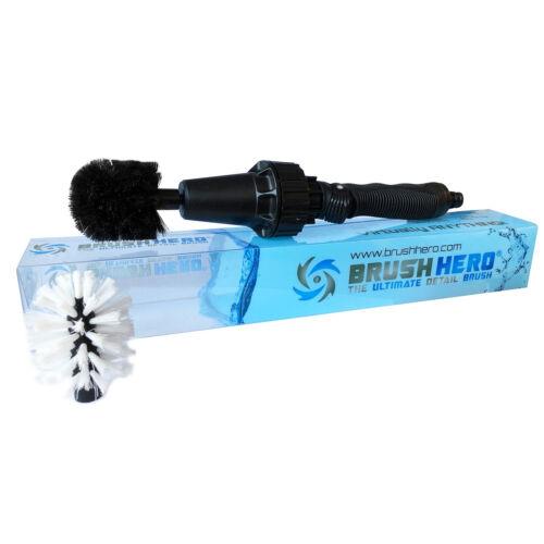 Engines Bikes, Brush Hero Wheel Brush Premium Water-Powered Turbine For Rims