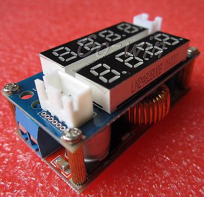 5A Adjustable Dual Colour CC/CV Display Step Down Moudul LED Panel Voltmeter