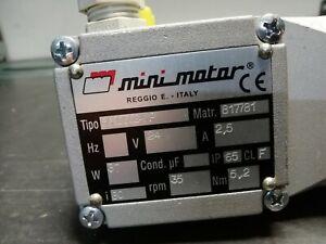 Mini Motor Bc200024mp Ebay