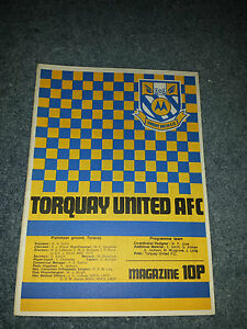 Torquay United v Swansea City 197677 Division 4 - <span itemprop='availableAtOrFrom'>Hertfordshire, United Kingdom</span> - Torquay United v Swansea City 197677 Division 4 - Hertfordshire, United Kingdom