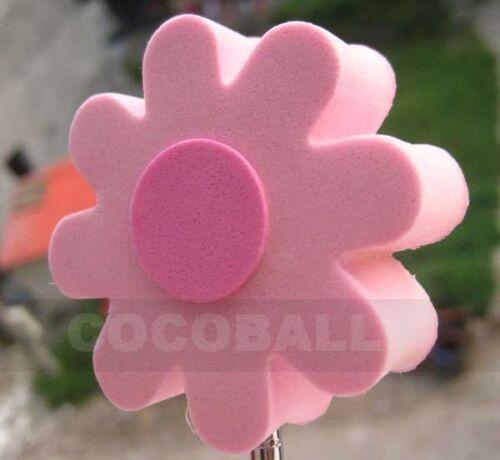 Pink Flower Pink Center Antenna Topper Ball NIP