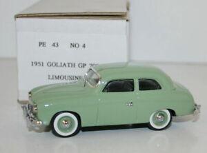 PE43-MODELLE-1-43-SCALE-RESIN-MODEL-No-4-1951-GOLIATH-GP-700-LIMOUSINE