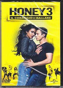 Dvd-HONEY-3-IL-CORAGGIO-DI-BALLARE-nuovo-2016