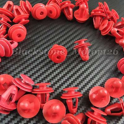 30pcs Nylon For GM Front /& Rear Door Trim Panel Retainer 15986673