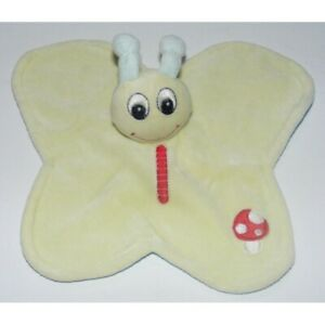 Comforter-Flat-Butterfly-Green-Blue-Mushroom-Insect-Flat-Semi-Flat