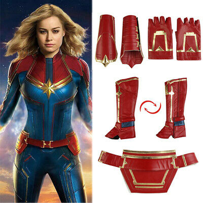 Ms Marvel Captain Marvel Carol Danvers Cosplay Costume Props Outfit Accessoeies Ebay Captain marvel costume is a costume version of captain marvelfrom marvel's captain marvel, first appearing in disney infinity2.0. ms marvel captain marvel carol danvers cosplay costume props outfit accessoeies ebay