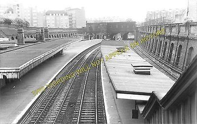 Midland Railway. Pancras Kentish Town Railway Station Photo St Finchley 6