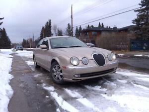 2004 Jaguar S-Type 3.0L V6 Fully Loaded Asking $1750