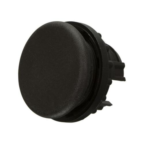 Aveugle fermeture pour montage boîtier Eaton 216390-m22s-b Noir