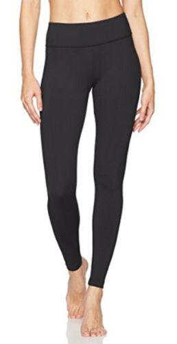 Danskin Women/'s Ankle Yoga Legging Rich Black