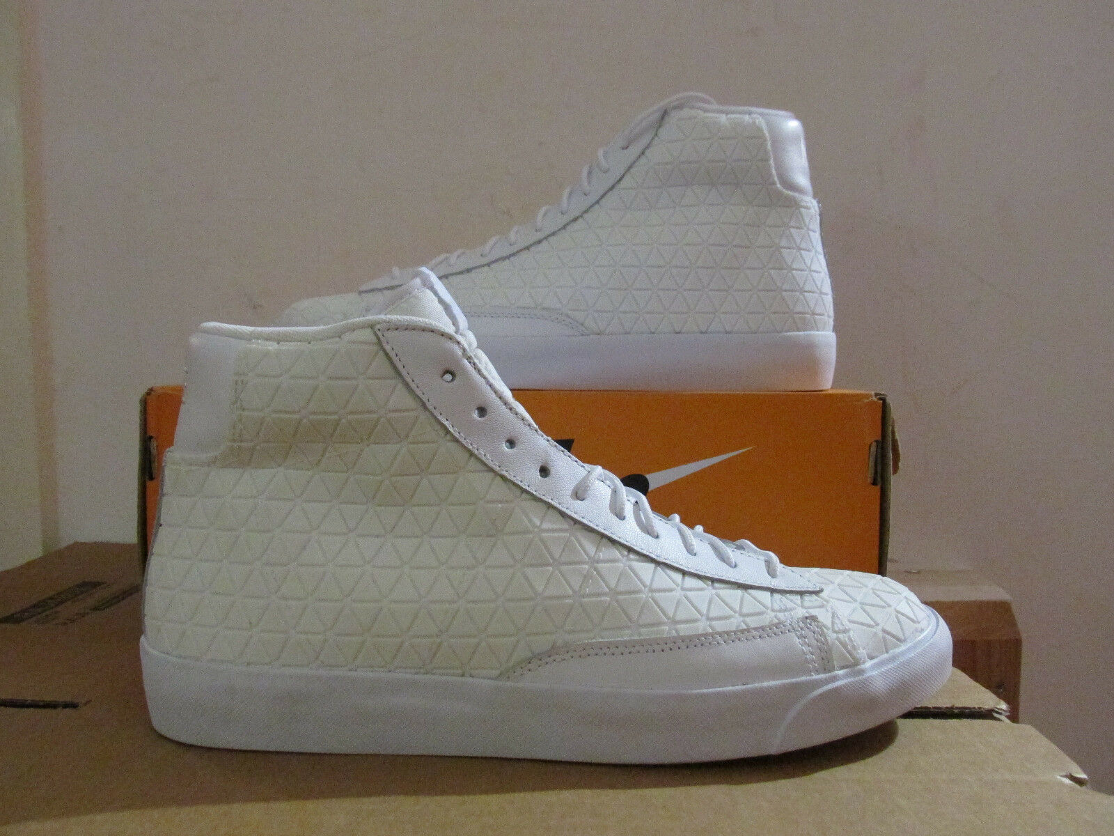 Nike blazer 904211 mid metric Hommes Trainers 904211 blazer 100 Baskets CLEARANCE d6527a