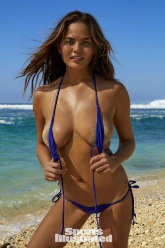 CHRISSY TEIGEN SI Swimsuit Model Sports Illustrated Bikini BC15 Multiple Sizes