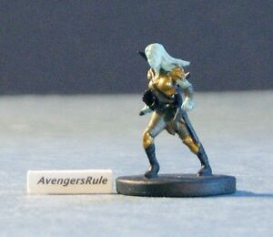 D&D Icons of the Realms Elemental Evil 33/45 Air Genasi Rogue
