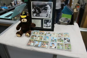 1973-Topps-Baseball-Big-Star-Lot-Roberto-Clemente-with-picture-cards-bear