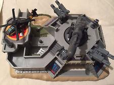 Micro Machines Military Battlezones Strato Fortress Galoob Rare Vintage