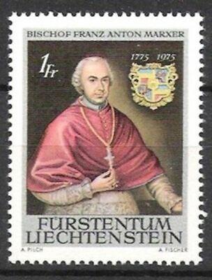 613 ** Franz Anton Marxer 1974 Liechtenstein Nr Postfrisch