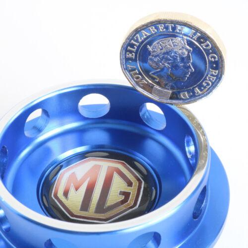 MGF TF MG ZR MG ZS MG ZT Oil Filler Cap Blue Limited Edition K16 VVC KV6