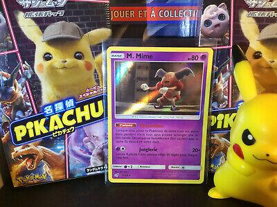 ASH/'s Pikachu Promo-Je Choisir Vous Film Lot de 7 PROMO cartes Nouveau ASH/'s Hat