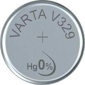 V329 Uhrenbatterie Knopfzelle = SR731SW VARTA