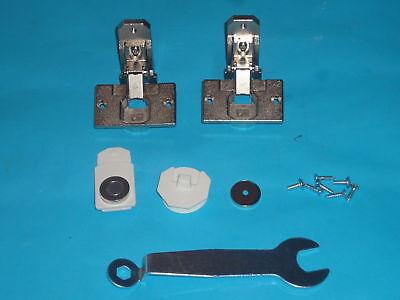 Frigoríficos Y Congeladores Smeg 697450383 Integrado Lavadora Decoración Bisagra Kit Cheap Sales