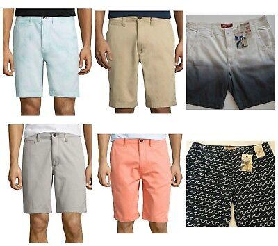 Arizona Men/'s Shorts Classic Flex 29 30 31 32 33 34 36 38 40 42 Khaki Palms Grey