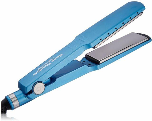 Nano Titanium-Plated Straightening Iron by BABYLISS PRO, 1.75 inch