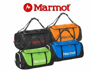 f927e7c704da Marmot Unisex Long Hauler Duffel Bag - Large 75 Liters - 25150