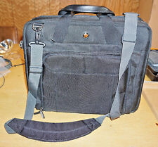 "Targus Corporate Traveller Toploading Laptop case/briefcase for 15 1/2"" Notebook"
