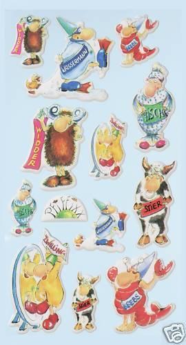 Softy Sticker *Pfiffxx Sternzeichen I* 3451149 NEU