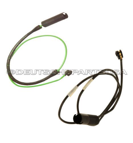 FRONT REAR BRAKE PAD SENSOR SENSORS SET 34351182533 34352227385 for BMW E36 Z3