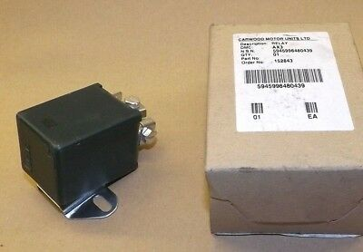 GENUINE LUCAS SRB600 33419 12 VOLT 33RA 60 AMP 4 PIN SPLIT CHARGE RELAY