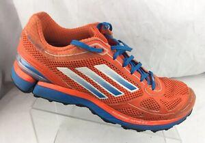 2ff58d76c Image is loading ADIDAS-adiPRENE-Full-Forefoot-Orange-Blue-Running-Shoes-