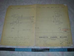 1961 brevetti fabbri milano semiasse posteriore vettura formula 1 image is loading 1961 brevetti fabbri milano semiasse posteriore vettura formula malvernweather Gallery
