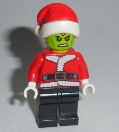 SUPER HEROES Villains of Christmas BRAINIAC SANTA NEW 76040 Genuine Lego Parts