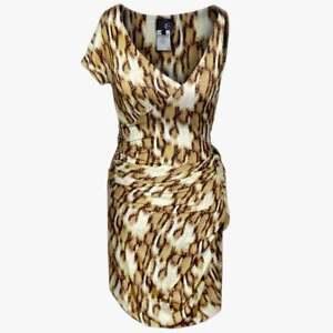 JUST-CAVALLI-Women-Asymmetrical-Dress-Size-L-Womens-Snake-Dress-Size-46-12
