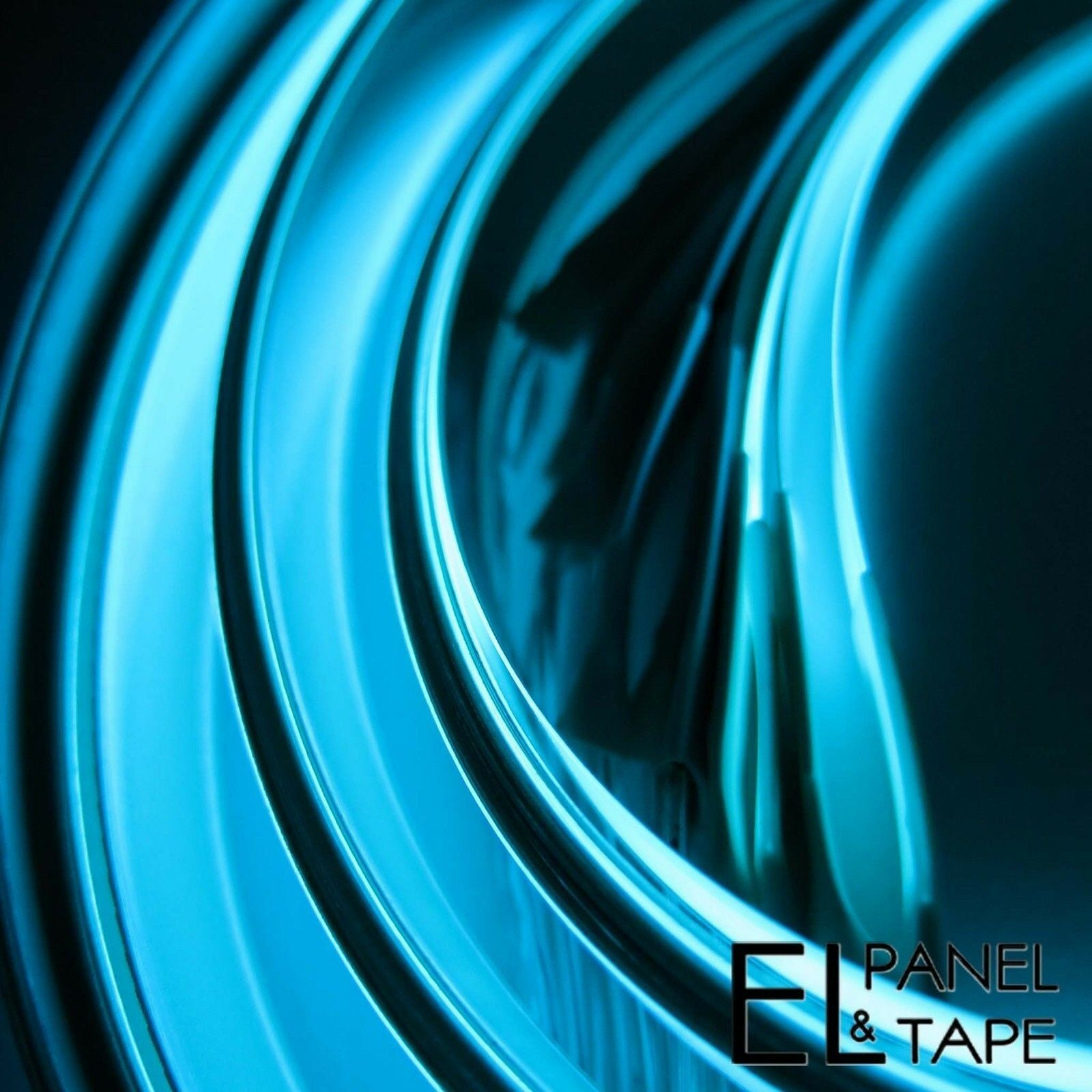 2cm x 2metre EL Tape - Electroluminescent Glow Foil  in 2 Colours £30.00