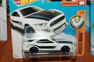 FORD-SHELBY-GT-350-R-HOT-WHEELS-SCALA-1-55