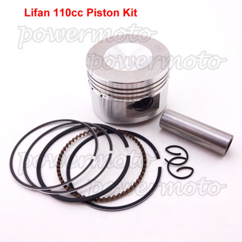 52 Mm Piston Kit Pour Pit Bike 110cc YX TAOTAO IMR YCF Roketa BMS Redcat ATV Quad
