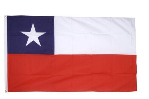 Fahne Chile Flagge chilenische Hissflagge 90x150cm