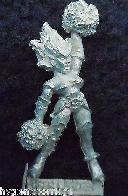 1988 Dark Elf Bloodbowl 2nd Edition Cheerleader 18 Citadel BB106 Team Fantasy GW