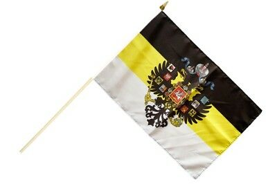 90 x 150 cm Hissflagge Fahne Flagge Russland Romanow 1858-1883