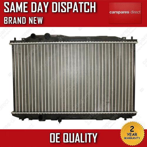 MANUAL RADIATOR 2005/>2012 *BRAND NEW* HONDA CIVIC MK 7 1.8 AUTOMATIC