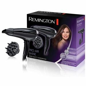 Remington-D5215-Womens-Pro-Air-Shine-Powerful-Hair-Dryer-2300W-with-Concentrator