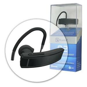 BlueAnt-Q2-Smart-Universal-Bluetooth-Headset-Platinum-amp-Black-Handsfree-Wireless