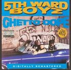 Ghetto Dope [PA] by 5th Ward Boyz (CD, 2005, Rap-A-Lot/Underground/Priority/Ja)