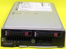 HP ProLiant BL460c G6 507780-B21 Server Server Dual E5330 QC 2.4GHz 8GB 2x 72GB